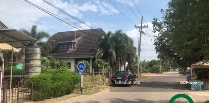 ที่ดินเปล่า ติดเทศบาลท่าข้าม อ.พุนพิน