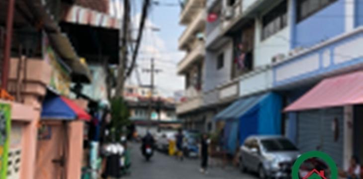 ขายอาคารพาณิชย์ ซ.ชานเมือง10(นาทอง) ถนนรัชดาภิเษก